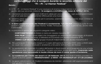 FI-PI-LI Horror Festival 2013: un Brivido Lungo la Schiena da non Perdere