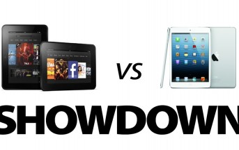 Kindle Fire HD (Amazon) Vs Ipad Mini, la Nuova Sfida