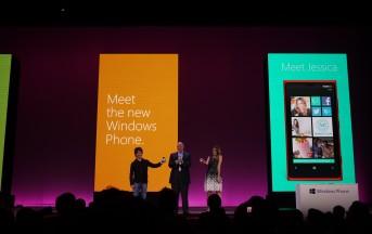 Windows Phone 8, ecco i Prezzi le Foto e le Caratteristiche