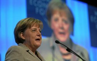 Merkel: Crisi Zona Euro nel 2013 Tutt'altro che Finita
