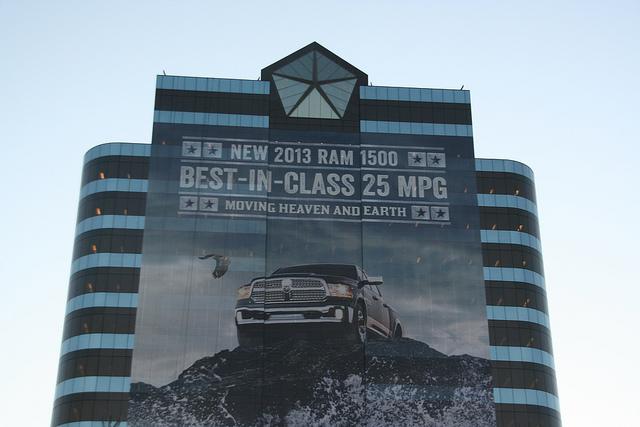 Sede Centrale Chrysler Group