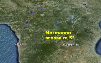 Terremoto tra Calabria e Basilicata