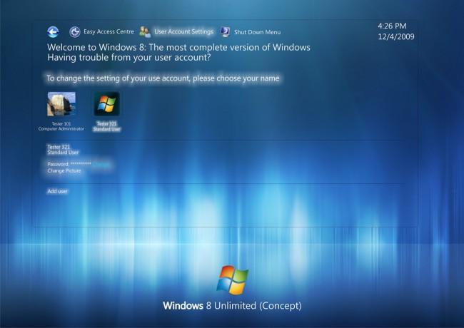 Presentazione windows 8 l 39 inizio della fine di microsoft for Bureau 3d windows 10