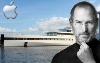 Lo Yacht di Steve Jobs che Sembra un Apple Store