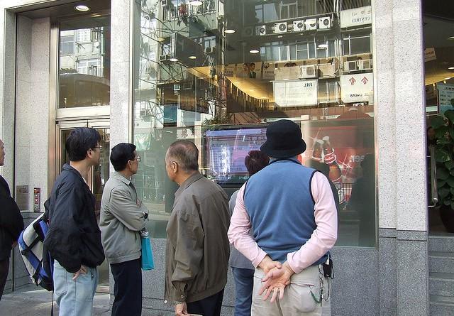 Borsa Hong Kong in calo dal 28 Settembre
