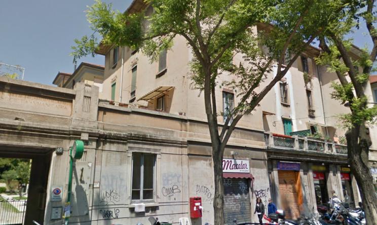 Case Popolari Via Solari 40 Piano Pisapia