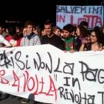 Corteo Studenti Palermo 16 Novembre 2012