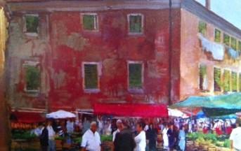 Massimilano Luschi : quando la pittura labronica si afferma nello scenario dell'arte contemporanea