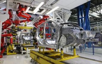 La Produzione Industriale Italiana Crolla