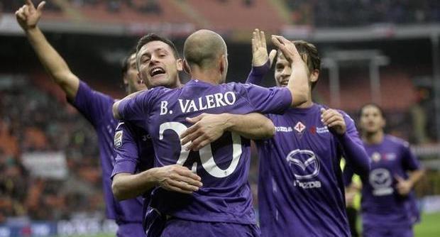 Fiorentina Batte Milan 11 Novembre