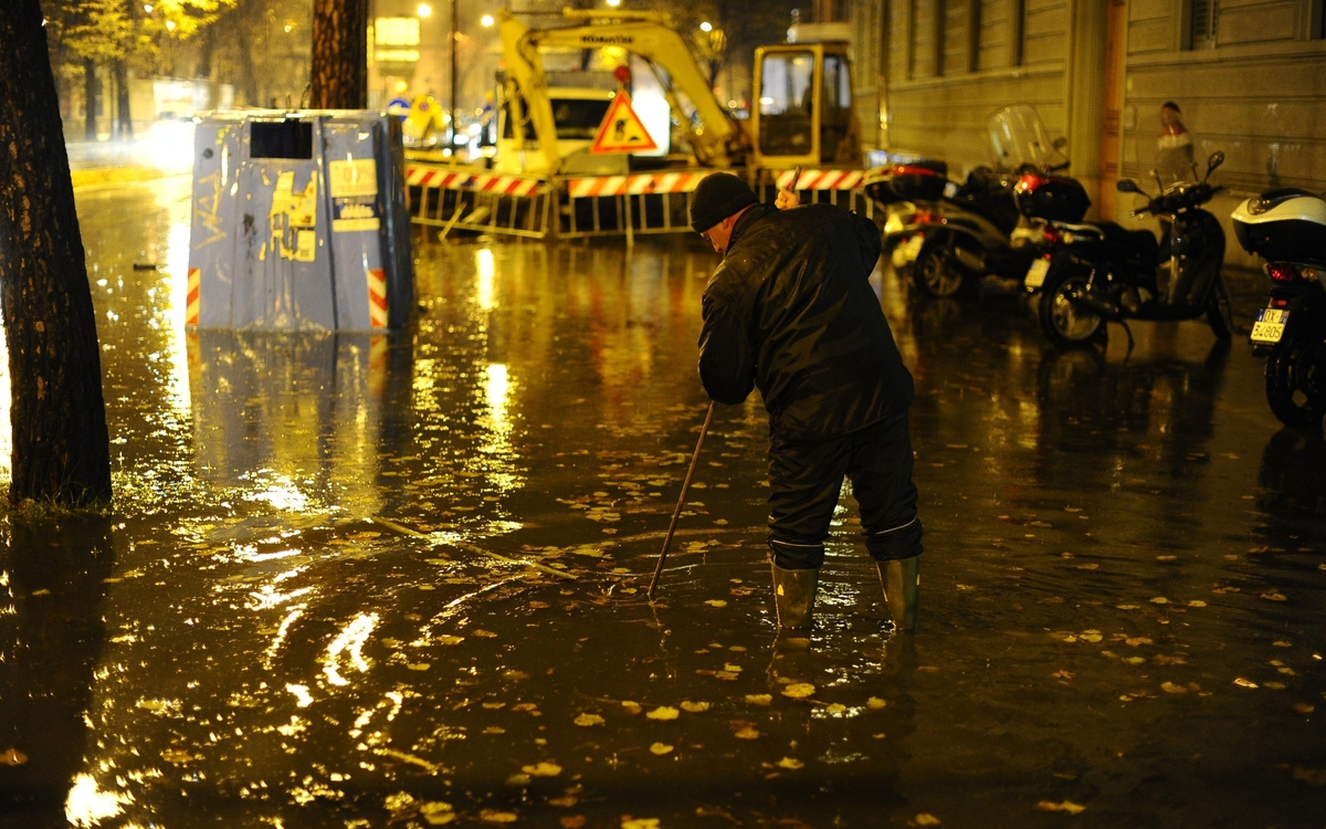 Firenze Sott'acqua e Renzi Dov'è?