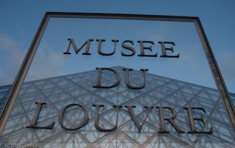 """Opera icona del romanticismo francese lascia il """"Louvre"""". Ed è polemica."""