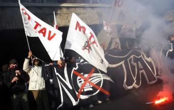 No Tav proteste: bombe carta nella notte contro cantiere Torino-Lione