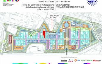 Expo 2015 arriva la Cina