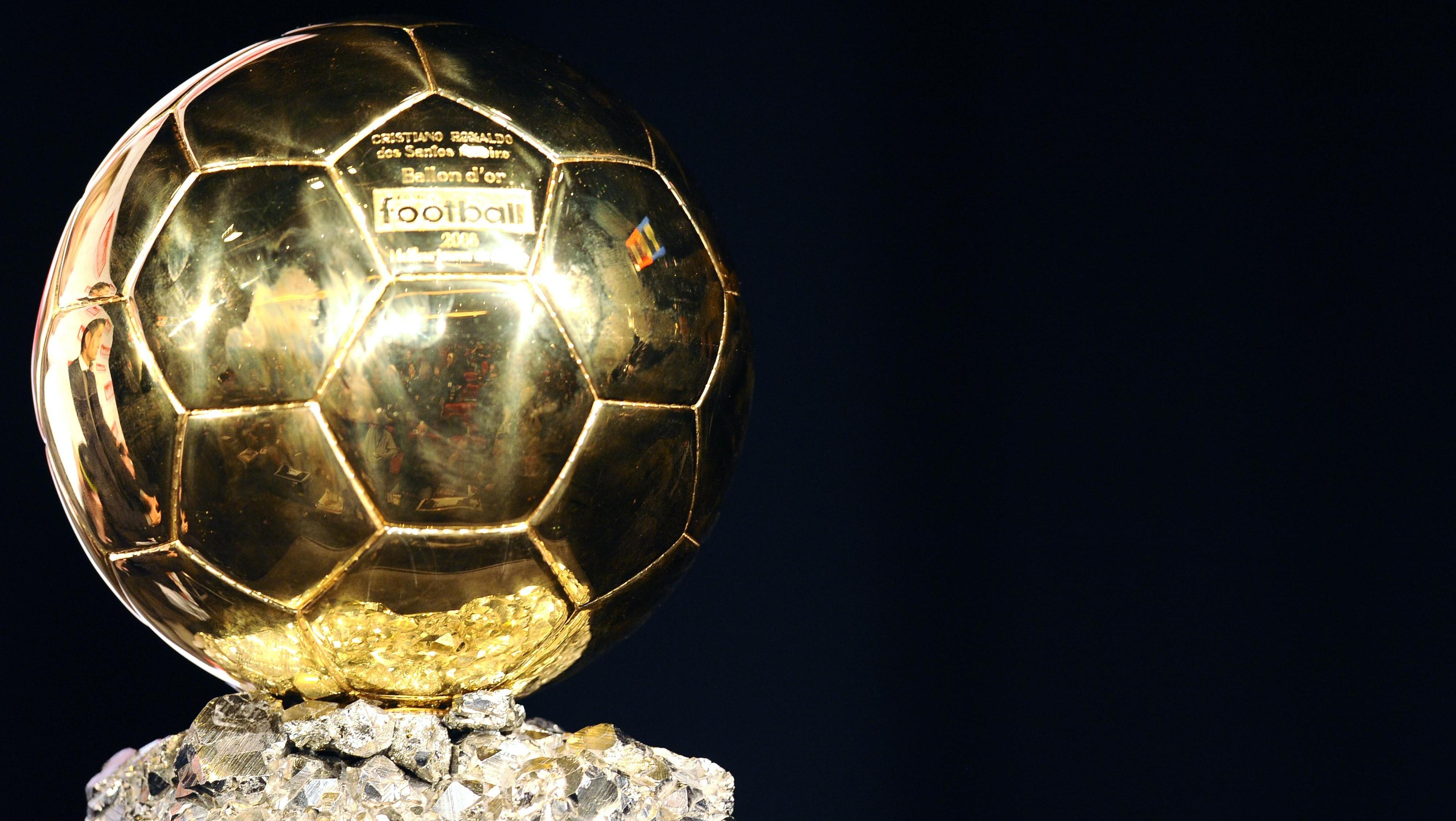 Pallone d'oro FIFA vincitore