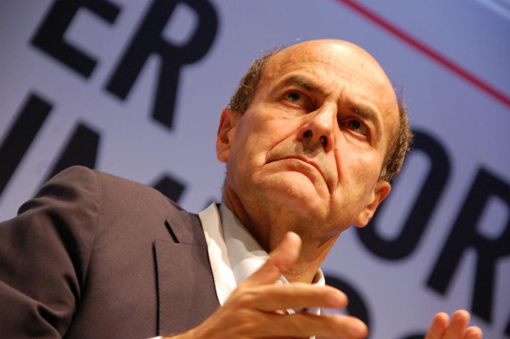 Pierluigi Bersani Candidati Politiche
