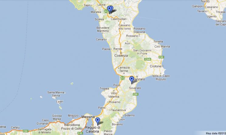 Terremoti Oggi Calabria