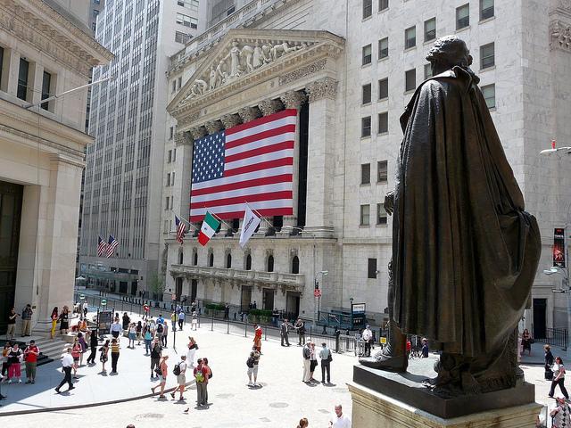Wall Street Speculazioni