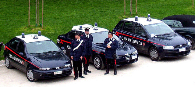 carabinieri cuneo
