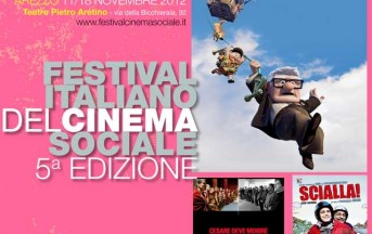 5 edizione Festival Italiano del Cinema Sociale – con la presenza di registi e attori