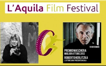 L'Aquila Film Festival 6° edizione si apre con Letizia Battaglia