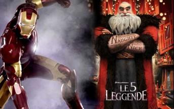 Quando Babbo Natale Prende il Posto di Iron Man – Le 5 Leggende