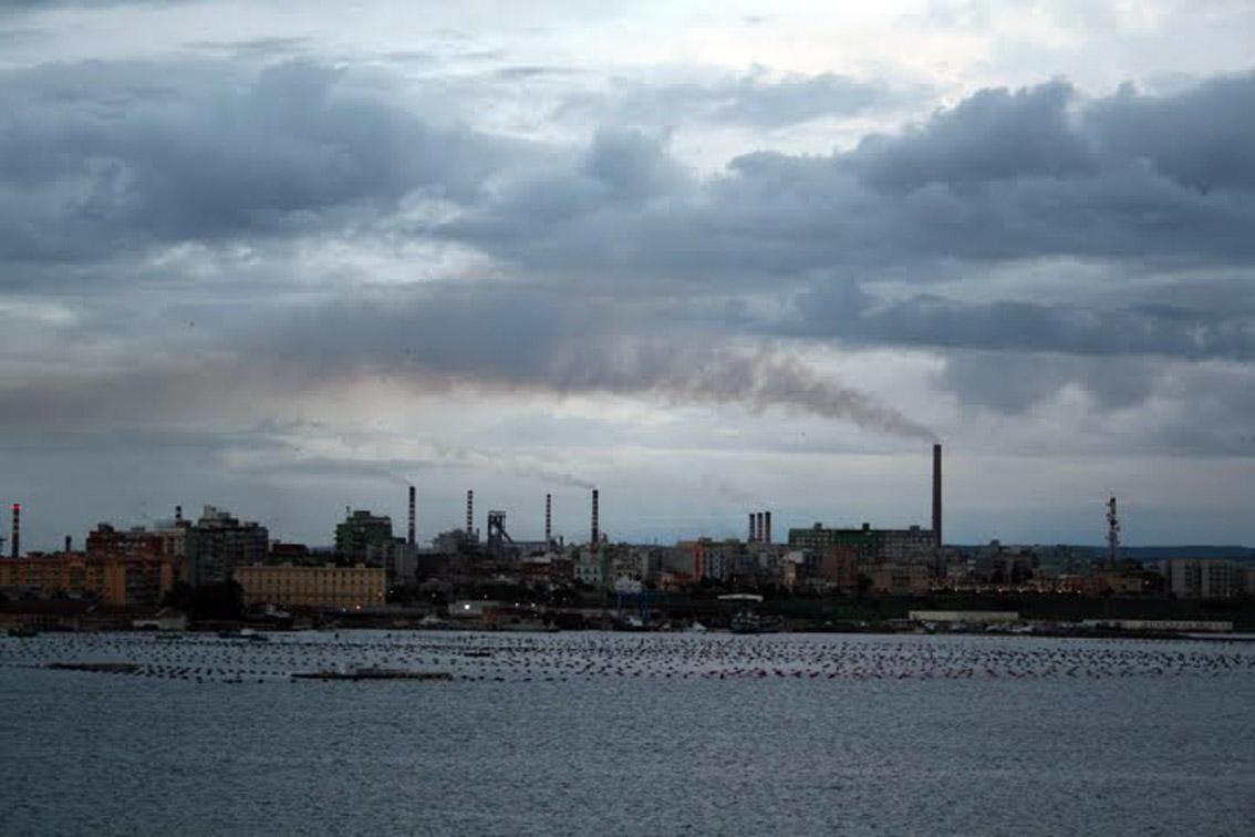 llva Taranto No al Dissequestro
