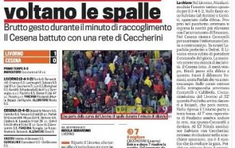 Livorno, Minuto di Raccoglimento Fuori Programma: Parlano gli Ultras