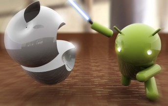 Confronto tra Android ed Ios, Google Batte Apple