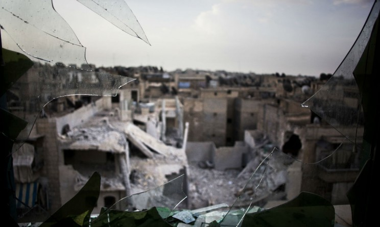 Bambini Uccisi Bombardamenti Siria