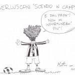 Berlusconi Torna in Campo nel 2013