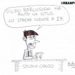 Berlusconi Vignetta