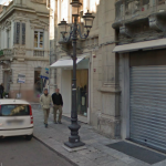 Impiccati Protesta Reggio Calabria