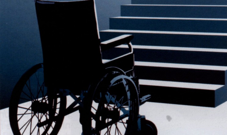 Chiedeva Tangenti a Disabili