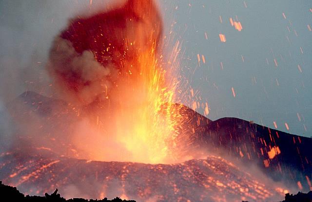 Terremoto Oggi Etna