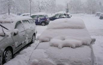 Alla fine l'Inverno arriva anche In Italia