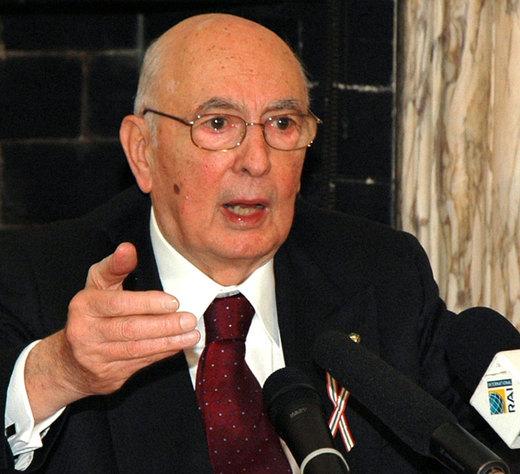 Giorgio Napolitano Discorso Fine Anno