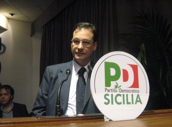 Giuseppe Lupo Primarie PD Sicilia
