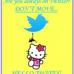 Meno Twitter e più Contatto Diretto col Cittadino