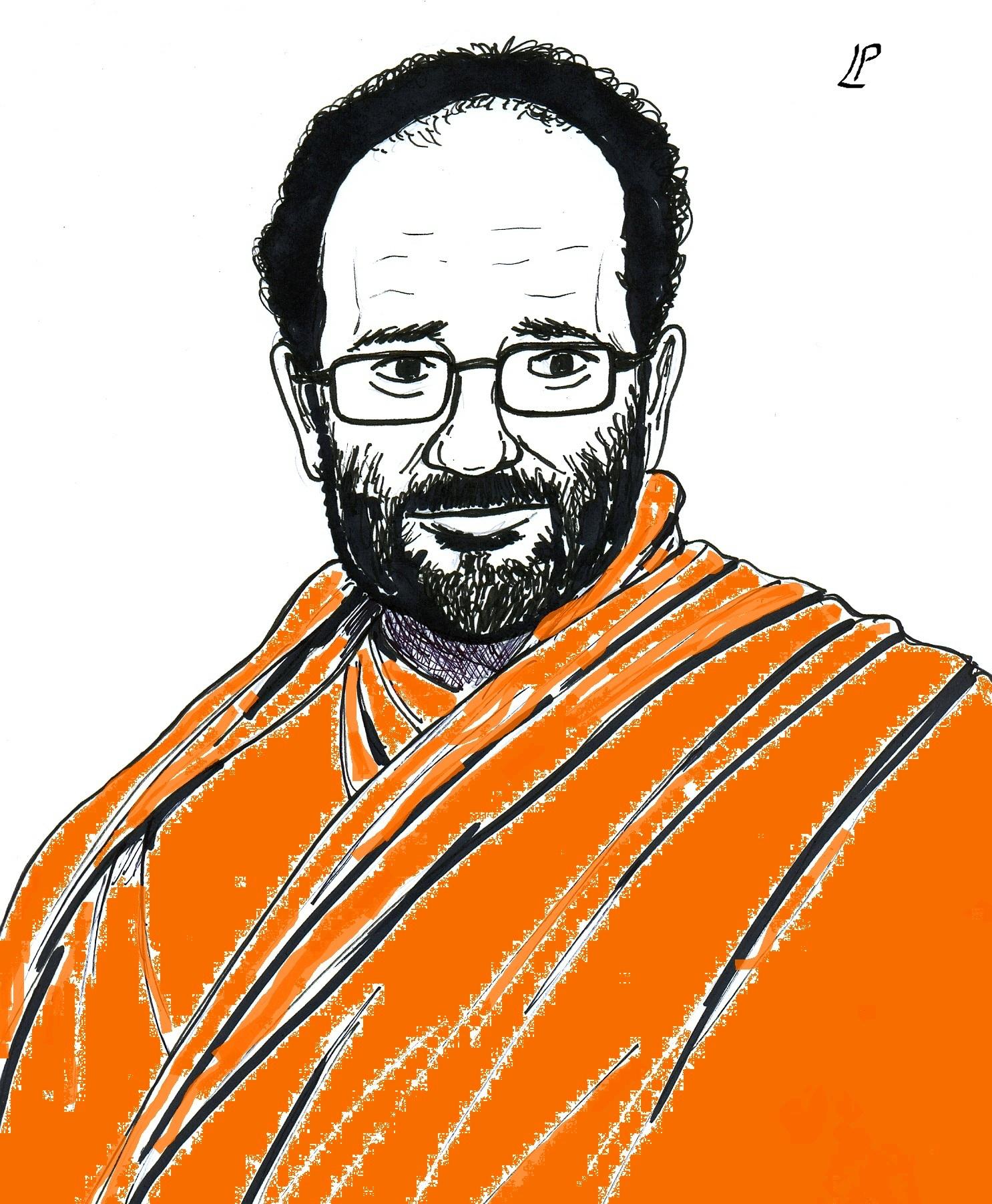 La Lista Arancione Vignetta Paolo Lombardi