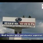 Protesta Operai Eurocash Termini