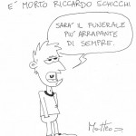 E' Morto Riccardo Schicchi