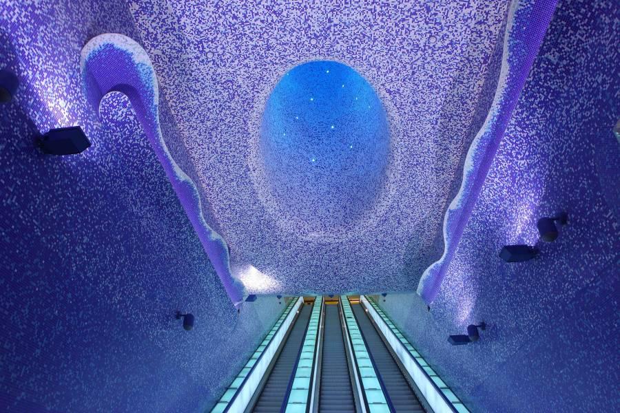 Stazione Toledo Napoli
