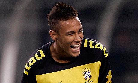 calciatore neymar