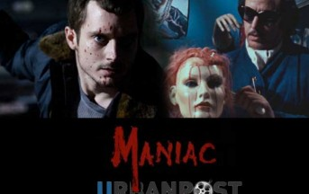 Frodo Serial Killer in Maniac. Elija Wood nei Panni di un Serial Killer
