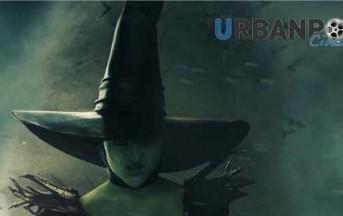 Ecco il Poster de Il Grande e Potente Oz con James Franco, Mila Kunis, Rachel Weisz