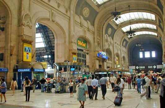 Milano mostra del panino
