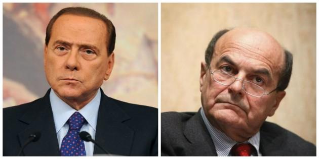 Incontro Bersani Berlusconi