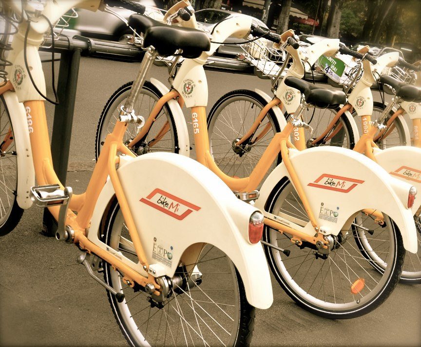 Bike sharing milano nuove stazioni urbanpost for Mobile milano bike sharing
