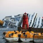 Costa Concordia Anniversario